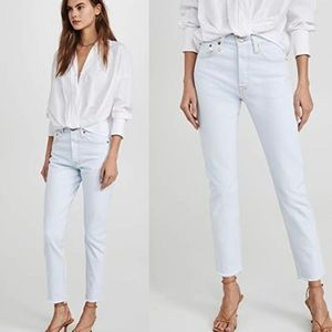 NWT Levi's 501 High Rise Skinny Jeans